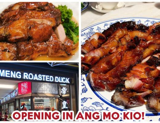 MENG MENG ROAST DUCK ANG MO KIO SINGAPORE