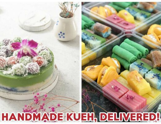 one sweet bite kueh delivery cover image