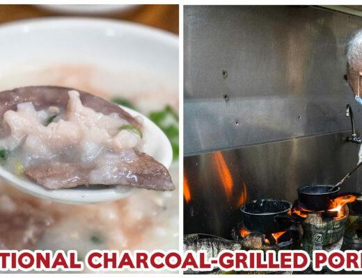 Old Shifu Charcoal Porridge - feature image