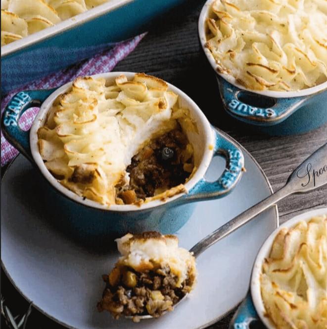 The gourmet pie