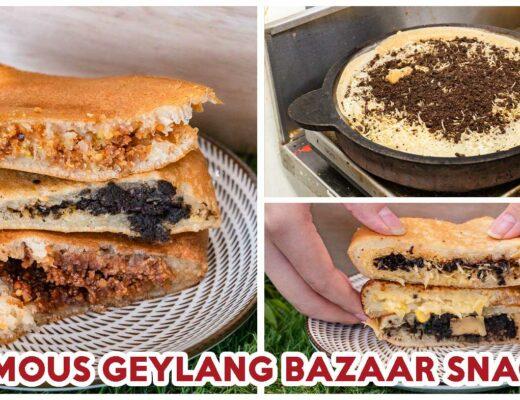 apam balik wak power famous geylang bazaar snack
