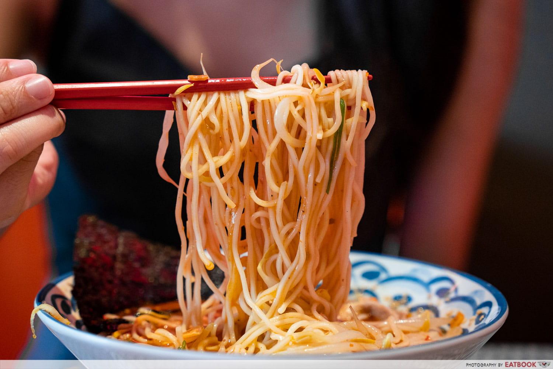 b.e.d - noodle pull