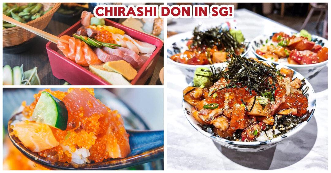 best chirashi don singapore