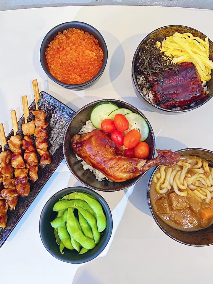 lofi bar food