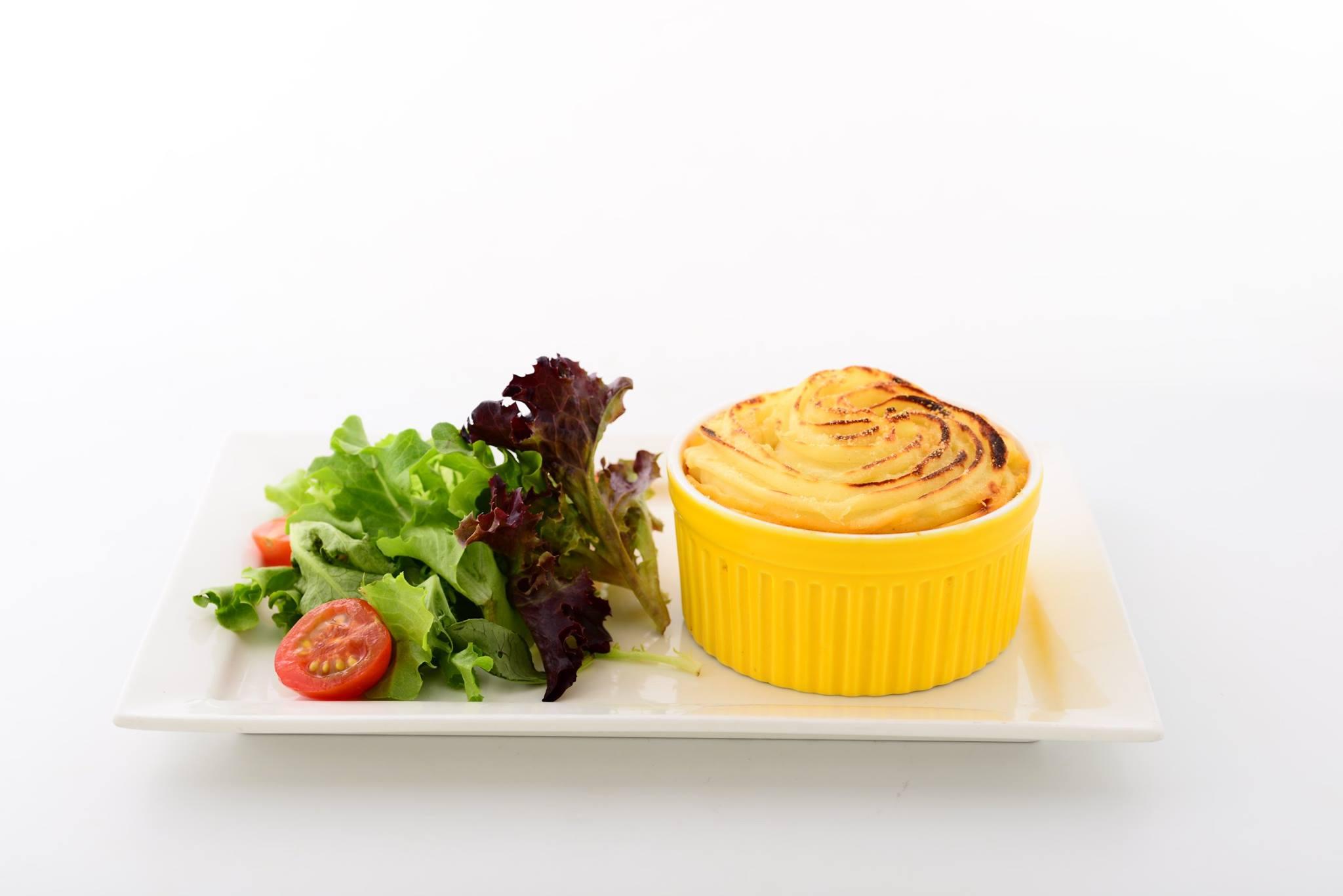 the royals cafe shepherd's pie